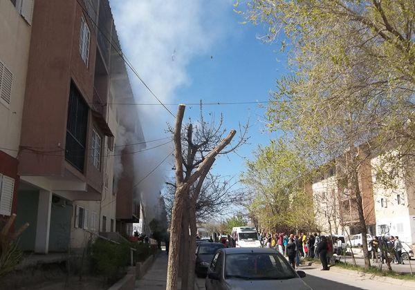 Una joven falleció en un incendio en Gregorio Alvarez