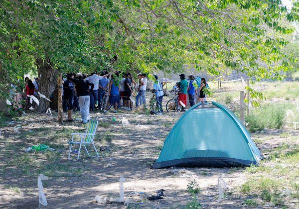 Usurpan tierras municipales en Zapala