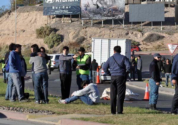 Accidente fatal en Ruta 7