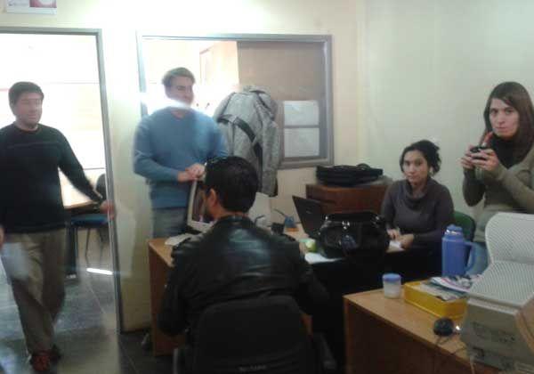 Retención de tareas en Dirección de Becas