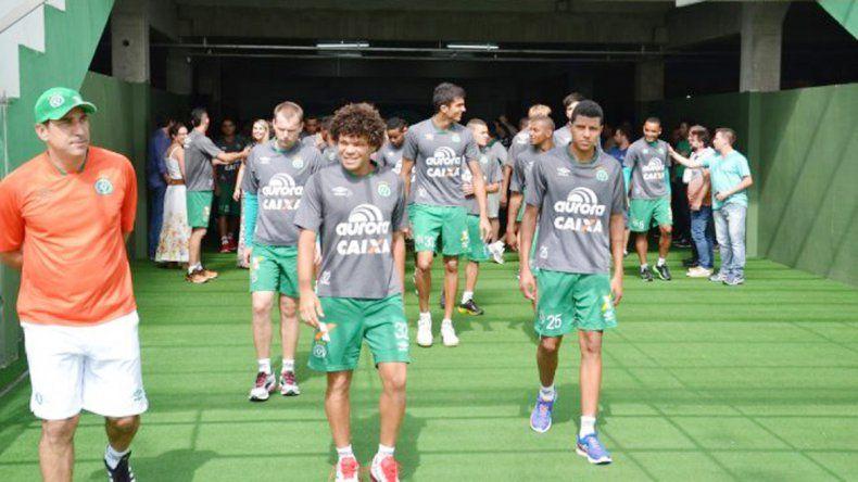El modesto Chapecoense es la revelación de esta Copa: ya eliminó a Ponte Preta y a Libertad de Paraguay.