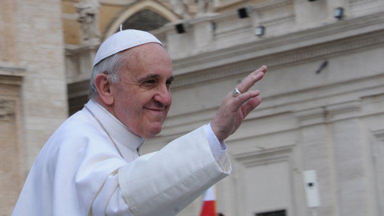 El papa Francisco pidió reducir la contaminación