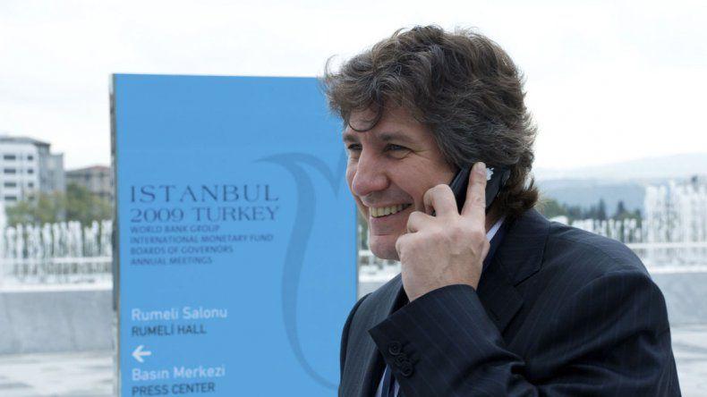Oyarbide citó a indagatoria a Boudou para el 15 de diciembre