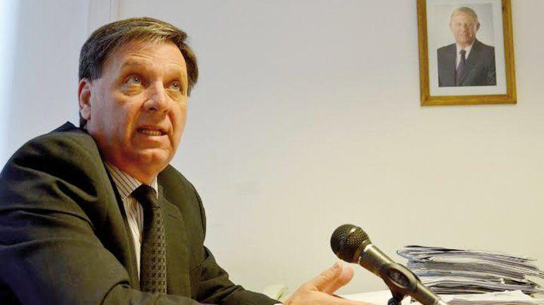 Fernando Palladino aseguró que el Municipio comprará 135 máquinas.