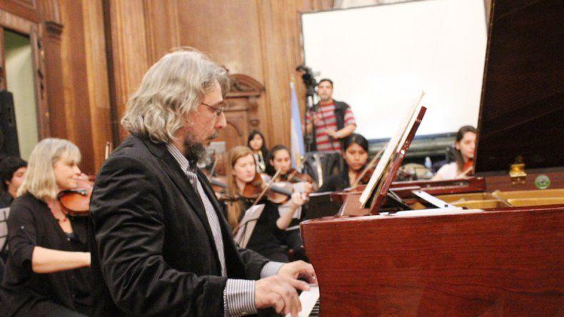 Grieg, Schumann  y Espector