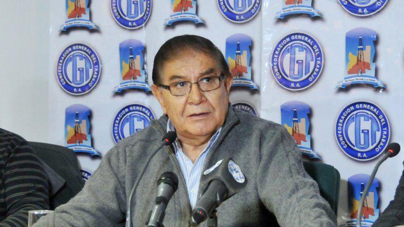 Pereyra desligó al gremio del incidente del trabajador baleado en Rincón.
