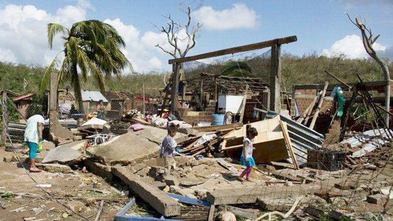 Todos los daños reportados hasta ahora son materiales. Se mantiene la alerta por intensas lluvias.