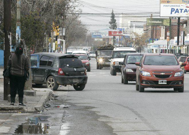 Hace tres años que las calles reflejan el aumento de todo tipo de vehículos.