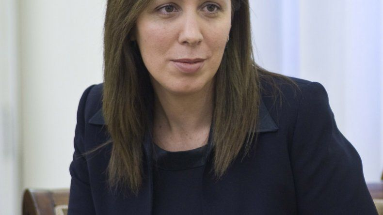 Aníbal Fernández y María Eugenia Vidal disputan la gobernación.