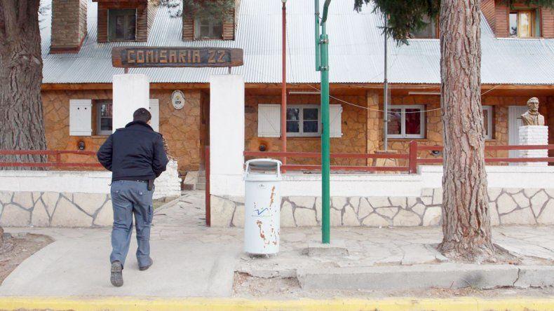 Las denuncias contra el agresor fueron radicadas en la comisaría 22.