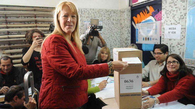 Stolbizer: Todos trabajamos para una mejor Argentina
