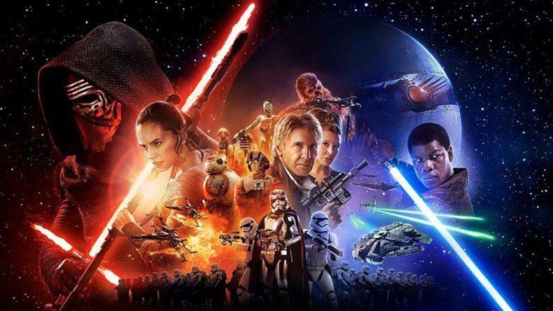 El séptimo episodio de la saga de George Lucas promete ser la cinta más vista del 2015.