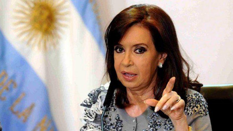 Cristina no se pronunciaría sobre las elecciones