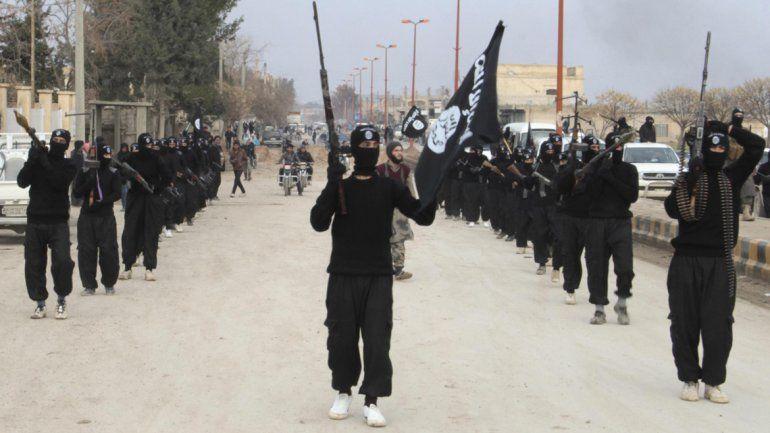 Advierten que Estado Islámico tiene integrantes de más de 100 países