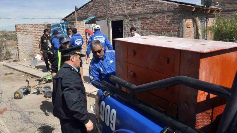 En septiembre de 2012 encontraron el mueble y la camioneta en la que se escapó Aboy.