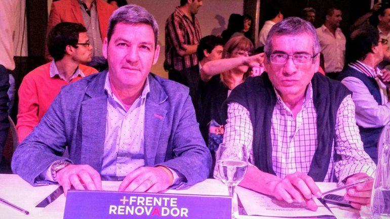 Carlos Sánchez y Gabriel Tom Romero