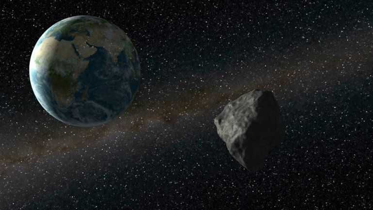 ¿Cómo planea la NASA capturar un asteroide?