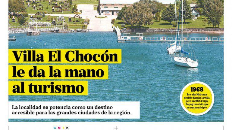 Villa El Chocón