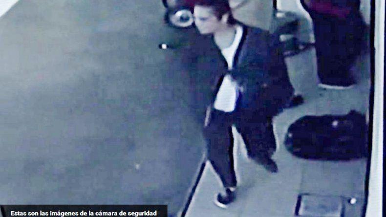 La mujer dejó a la beba en el interior de una bolsa. Luego de ser encontrada