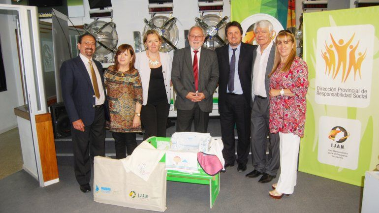 El acuerdo es parte del Programa de Responsabilidad Social del IJAN.
