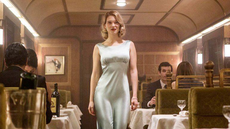 Léa Seydoux es una actriz francesa de 30 años que se encargará de seducir al agente secreto más famoso del mundo.
