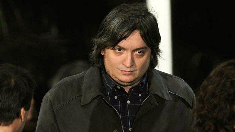 Operaron a Máximo Kirchner por un absceso hepático