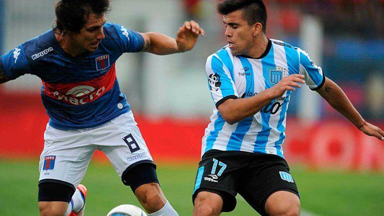 Racing igualó sin goles ante Tigre y jugará la Liguilla
