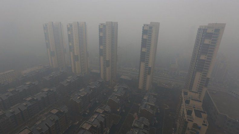 La OMS advierte sobre la calidad del aire en la mayoría de ciudades