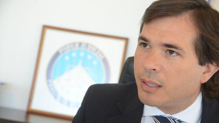 El fiscal general José Gerez