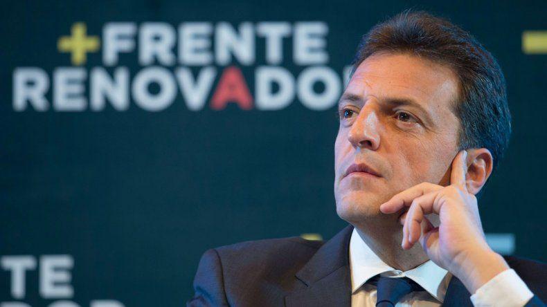 Sergio Massa acompañará a Macri al Foro Económico de Davos