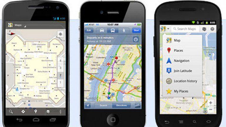 A partir de hoy, Google Maps se puede usar sin conexión
