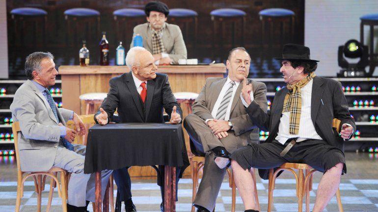 La TV argentina se conmovió con la imitación de Freddy Villarreal