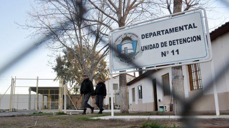Las golpizas denunciadas por Martínez las recibió en la Unidad de Detención 11 de Parque Industrial.