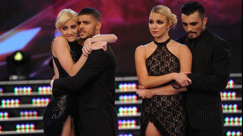 Candela Ruggeri es la nueva eliminada del Bailando 2015