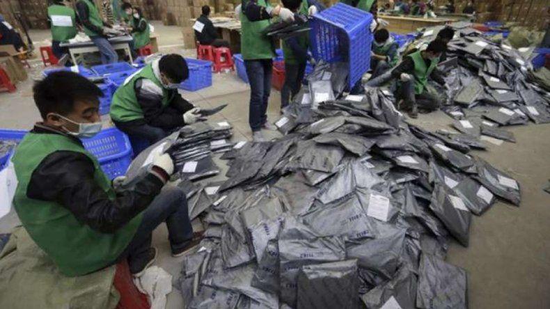 China bate su récord de ventas online en el Día de los Solteros