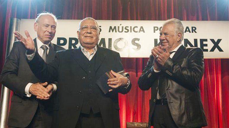 El prestigioso premio también consagró al bandoneonista salteño Dino Saluzzi con el Konex de brillante.