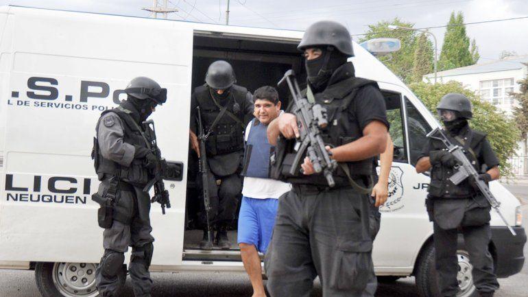 Héctor Montecino está preso desde enero de 2012