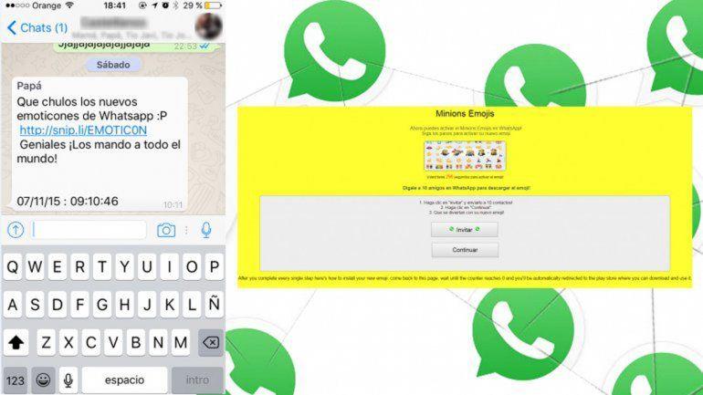 Los contactos son usados para suscribirlos a servicios pagos.