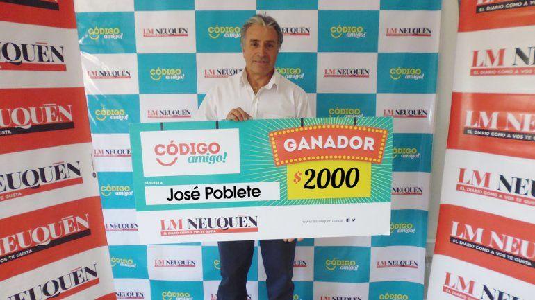 José Poblete.