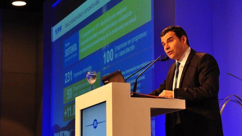 La gestión de Galuccio es criticada desde sectores ligados a Macri.