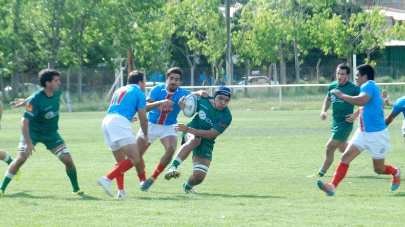 Alto Valle logró una victoria clave ante Santiagueña.