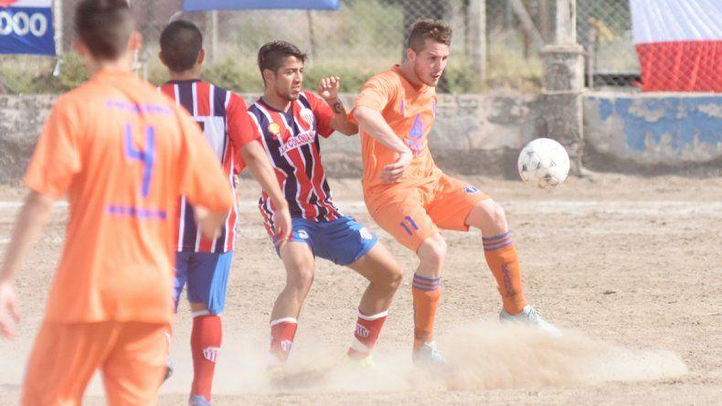 Patagonia se llevó un punto en cancha de Atlético y está en octavos.