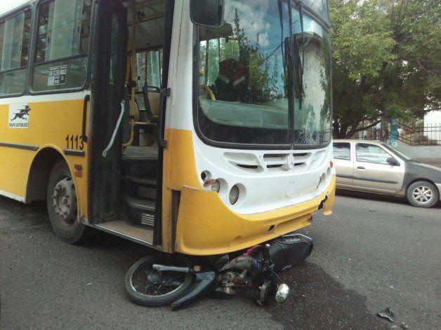 El accidente se registró enAntártida Argentina y Jujuy.