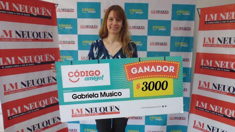 Gabriela Musico