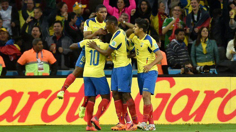 Ecuador es el líder de las eliminatorias.