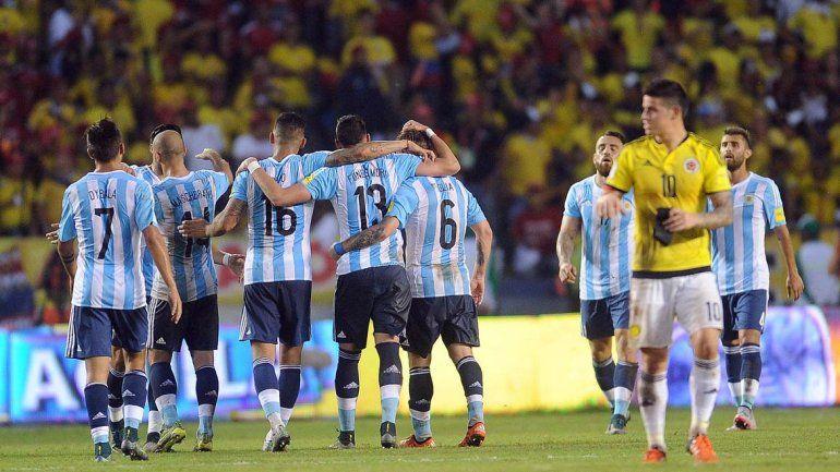 Argentino ganó en Colombia y al fin cortó la mala racha.