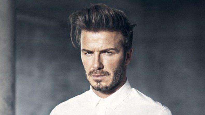 Beckham es el hombre más sexy del mundo