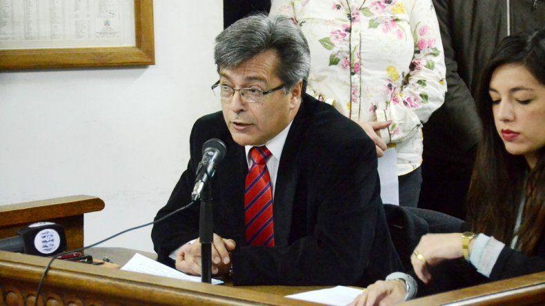 Ricardo Mendaña.