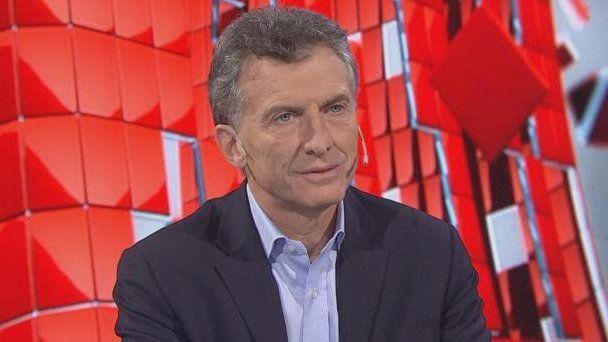 Macri: Voy a hacer todo lo contrario del kirchnerismo