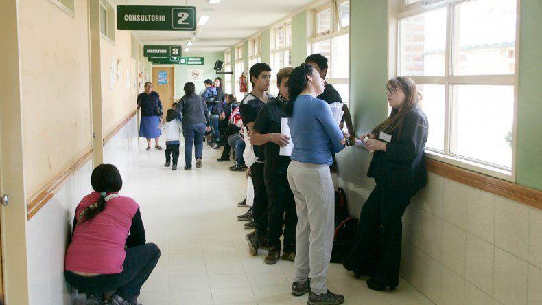 Desde Siprosapune afirman que se suspendieron las atenciones. En el hospital minimizaron el problema.